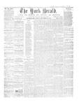 The York Herald book and job printing establisment [sic]