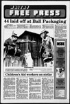 44 laid off at Ball Packaging