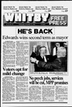 He's back: Edwards wins second term as mayor