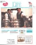 Antonio Esparza and Martin Trujillo prepare to serve Robert Burns Supper guests Saturday at Wilmette's Michigan Shores Country Club