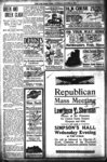 Republican Mass Meeting for Lawrence Y. Sherman