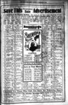 Full page advertisement for Rosenberg's department store, Evanston