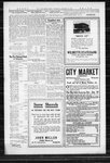 Advertisement for City Market Company, 635 Railroad avenue, Wilmette