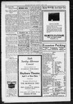 Advertisement for Hoyburn Theater in Evanston