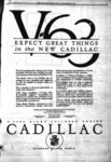 Advertisement for Cadillac