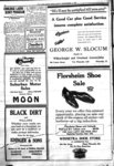 Advertisement for George W. Slocum, dealer in Willys-Knight and Overland Automobiles