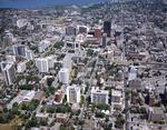 Ontario: Hamilton - business area of the city