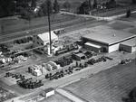 Photograph of Rohm and Haas plant Scarborough